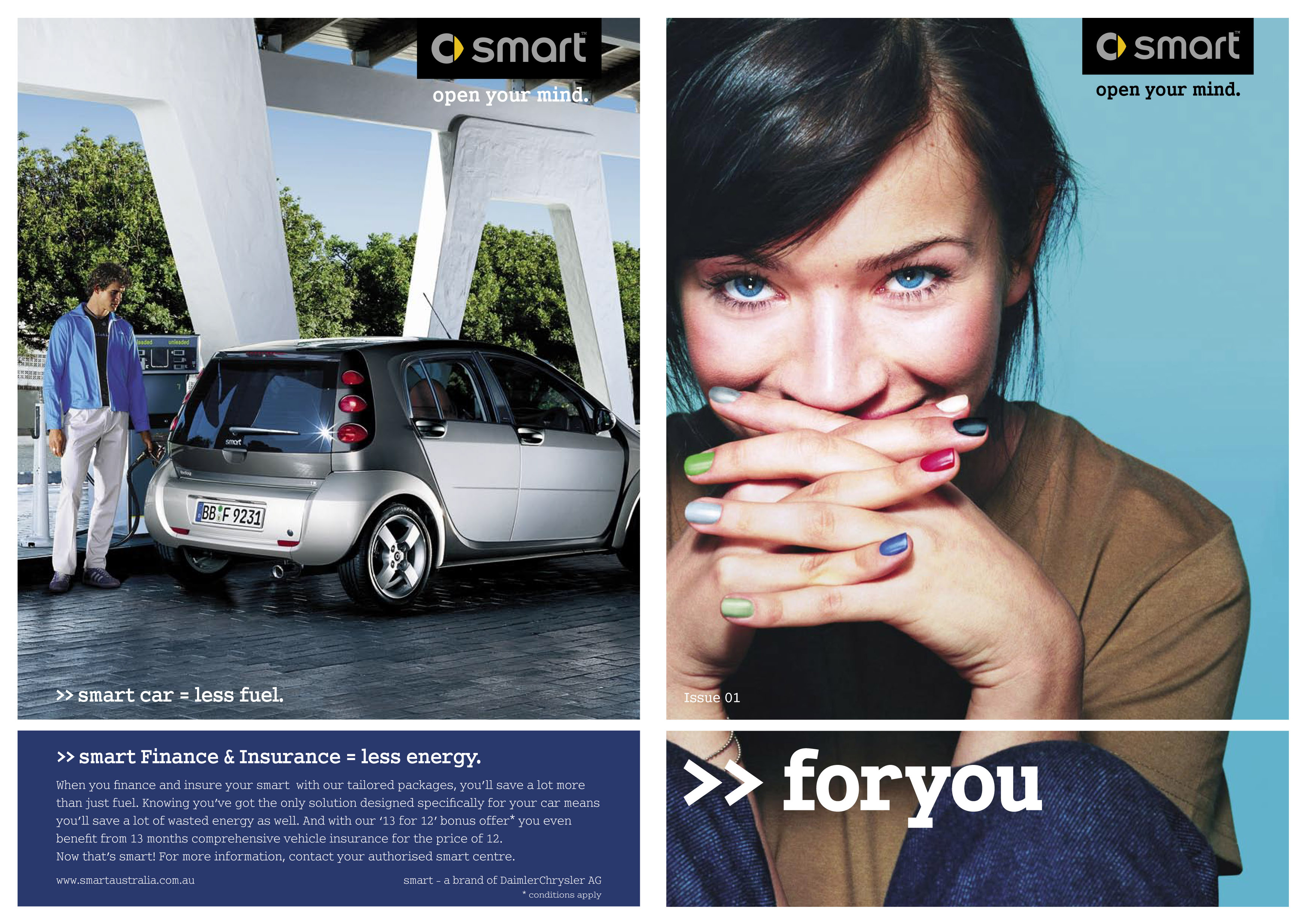 smart 'for you' magazines