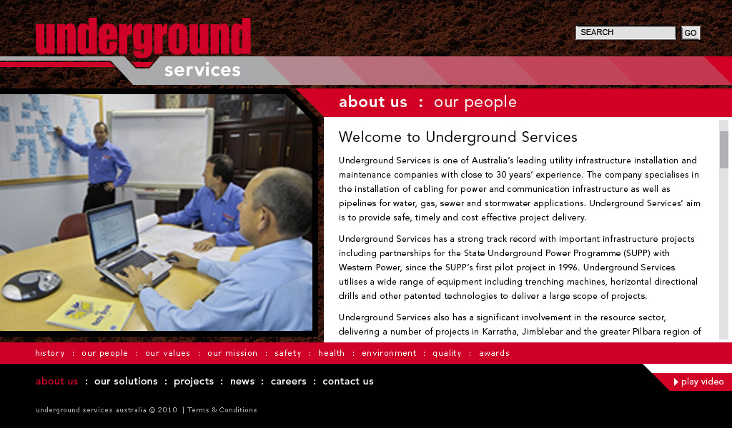 USA website design HOME_ourpeople