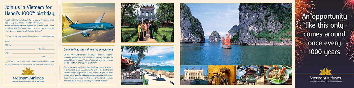 Vietnam Airlines Brochure 2
